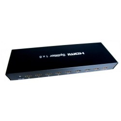 HDMI SPLITTER SBOX HDMI-1.4 8 PORT