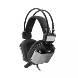 WHITE SHARK HEADSET GH-1946 JAGUAR-7.1 CRNO/SREBRNE