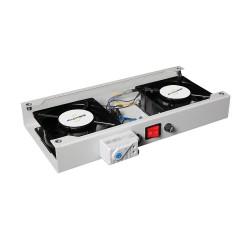 RACKSIS modul ventilator dvostruki sa termostatom